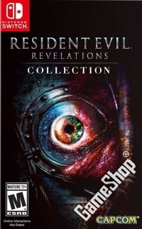 Resident Evil Revelations Collection US uncut Edition
