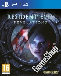 Resident Evil Revelations HD uncut Edition (PS4)
