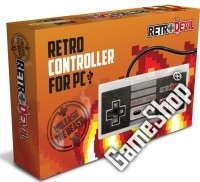 Retro NES Controller USB (PC)