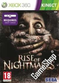 Rise of Nightmares Kinect Edition uncut