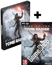 Rise of the Tomb Raider Steelbook Edition uncut