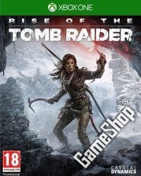 Rise of the Tomb Raider EU uncut (Xbox One)