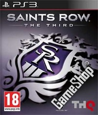 Saints Row 3: The Third uncut (PS3)
