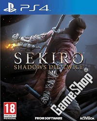 Sekiro: Shadows Die Twice uncut (PS4)