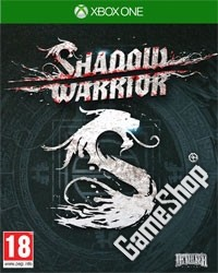 Shadow Warrior uncut - Cover beschädigt (Xbox One)