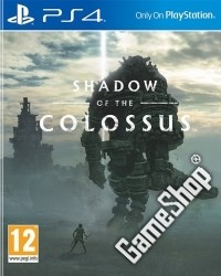 Shadow of the Colossus EU PEGI (PS4)