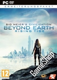 Sid Meiers Civilization Beyond Earth: Rising Tide (Add-on) (PC)