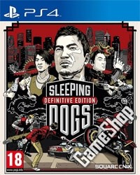 Sleeping Dogs Limited Definitive Edition uncut (PS4)