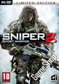 Sniper - Ghost Warrior 2 Limited Edition uncut inkl. Bonus DLC (PC)