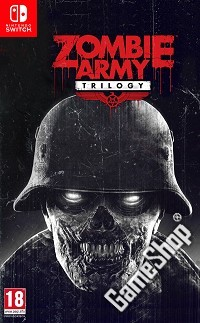 Sniper Elite: Nazi Zombie Army Trilogy uncut - Cover beschädigt (Nintendo Switch)