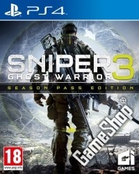 Sniper: Ghost Warrior 3 Season Pass Edition uncut inkl. 7 Bonus DLCs (PS4)