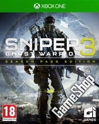 Sniper: Ghost Warrior 3 AT Season Pass Edition uncut inkl. 9 Preorder DLCs