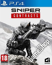 Sniper: Ghost Warrior Contracts uncut (PS4)
