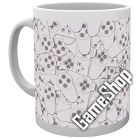 Sony PlayStation Controller Tasse