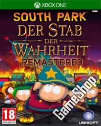 South Park: Der Stab der Wahrheit Remastered AT Edition uncut (Xbox One)