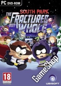 South Park: The Fractured But Whole AT uncut + Preorder DLC + The Coon Pin