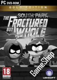 South Park: The Fractured But Whole Gold Edition AT uncut + Preorder DLC + Prof. Chaos Pin