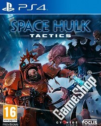 Space Hulk: Tactics uncut (PS4)