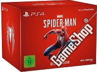 Spiderman Collectors Edition (PS4)