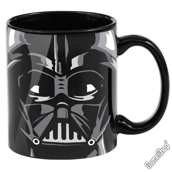 star wars darth vader tasse 0 5l merchandise bei. Black Bedroom Furniture Sets. Home Design Ideas