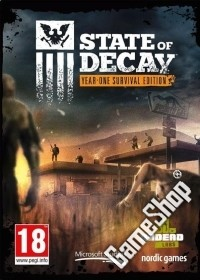 State of Decay Year One Survival Edition uncut