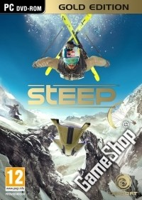 Steep Gold Edition + 9 Bonus DLCs