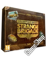 Strange Brigade Collectors Edition uncut (PS4)