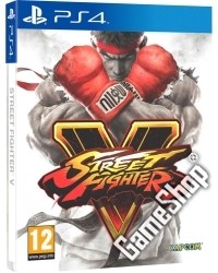 Street Fighter V Special Steelbook Edition inkl. DLC Doublepack