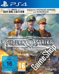 Sudden Strike 4 Limited Day One Edition (PS4)