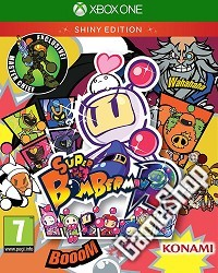 Super Bomberman R Shiny Edition (Xbox One)