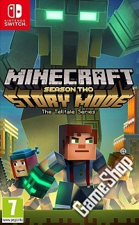 Switch Minecraft Story Mode: Season 2 (Nintendo Switch)