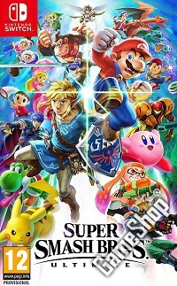 Switch Super Smash Bros. Ultimate (Nintendo Switch)