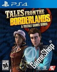 Tales from the Borderlands US uncut (PS4)