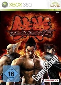 Tekken 6 Bundle