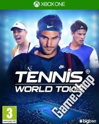 Tennis World Tour inkl. Bonus (Xbox One)