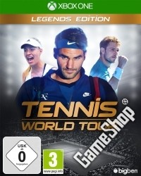 Tennis World Tour Legends Edition inkl. Bonus (Xbox One)