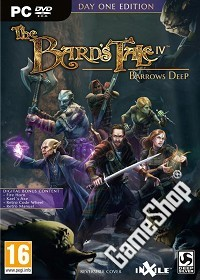 The Bards Tale IV: Barrows Deep Day 1 Edition (PC)