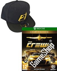 The Crew 2 Gold Edition inkl. Bonus DLC + Baseball Cap (Xbox One)