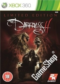 The Darkness 2 Limited Edition uncut