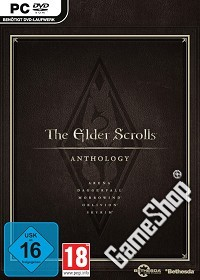 The Elder Scrolls Anthology 25th Anniversary Edition (PC)