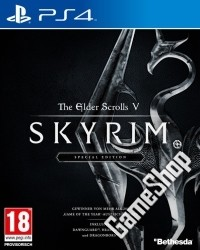 The Elder Scrolls V: Skyrim Special AT uncut