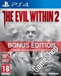 The Evil Within 2 Bonus AT uncut (PS4)