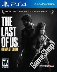 The Last of Us Remastered Bonus Edition US (PS4)