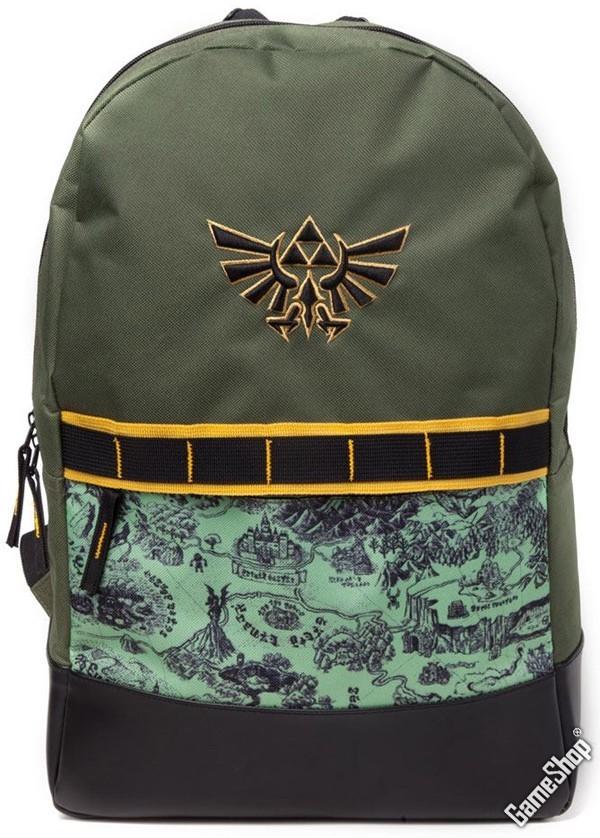 Merchandise - The Legend of Zelda Rucksack Map on
