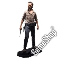 The Walking Dead Rick Grimes Figur (18 cm)
