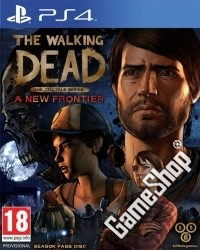 The Walking Dead Season 3: Neuland (The New Frontier) PEGI uncut