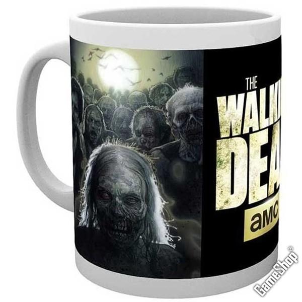 merchandise the walking dead zombies tasse verpackung. Black Bedroom Furniture Sets. Home Design Ideas