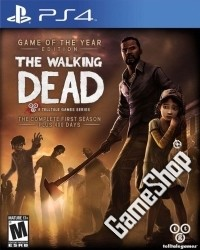 The Walking Dead: Season 1 GOTY US uncut (PS4)