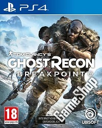 Tom Clancys Ghost Recon Breakpoint Standard Edition uncut (PS4)