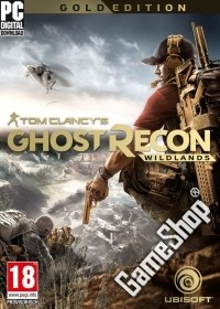 Tom Clancys Ghost Recon Wildlands Gold Edition AT uncut + 3 Bonus DLCs